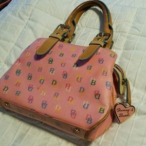 Dooney and Bourke small leather bag.